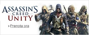 Prenota ora Assassin's Creed Unity
