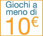 Giochi a meno di 10 EUR