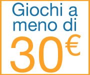 Giochi a meno di 30 EUR