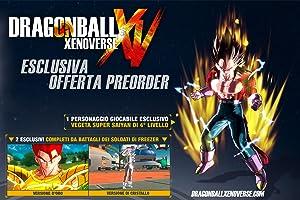 Dragon Ball Xenoverse - Personaggio + completi