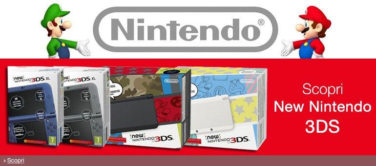 Scopri New Nintendo 3DS
