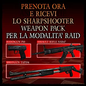 Resident Evil: Revelations 2 - Sharpshooter Weapon Pack