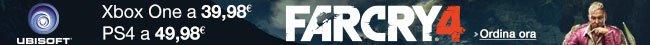 Ordina ora Far Cry 4 a prezzo scontato