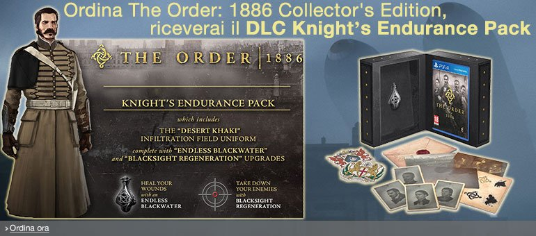 The Order: 1886 - Collector's Edition