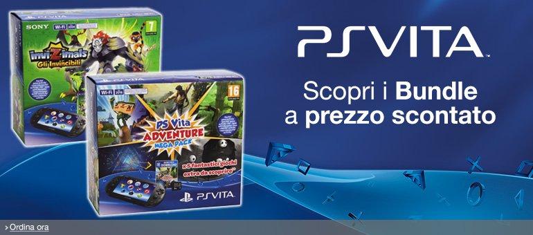Ordina ora PS Vita