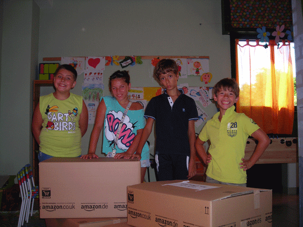 Amazon nella comunit�