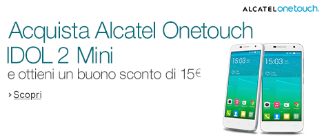Buono Amazon Alcatel Idol 2 Mini
