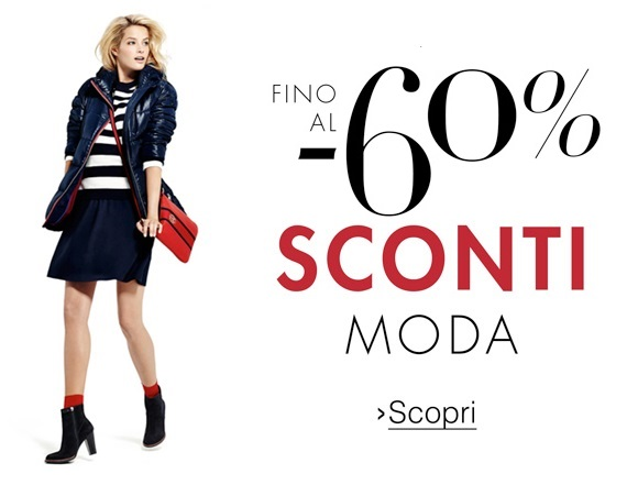 Sconti in Amazon Moda
