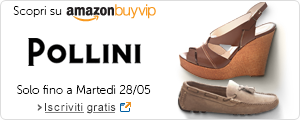 Amazon BuyVIP: The shopping club, Pollini
