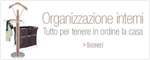 Organizzazione interni