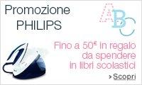 Torna a scuola con Philips
