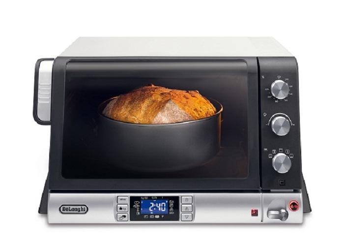 De 39 longhi eob2071 pangourmet forno elettrico 20 litri 6 - Forno ventilato per torte ...
