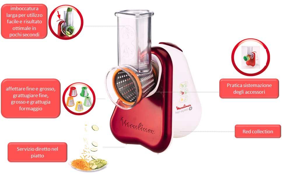 Grattugia carote elettrico colonna porta lavatrice for Estrattore moulinex