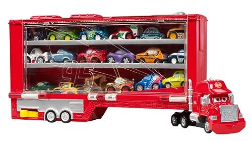 Cars 2 mack micro drifters trasportatore veicoli non inclusi amazon