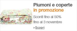 Piumoni in promozine
