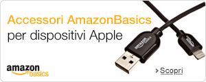 Accessori AmazonBasics per dispositivi Apple