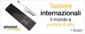 Tastiere AmazonBasics per computer e tablet