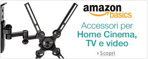 Accessori AmazonBasics per Home Cinema
