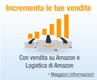 Vendita su Amazon e Logistica di Amazon