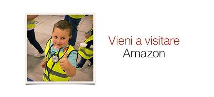 Un tour ad Amazon