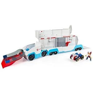 paw patrol camion pat 39 patrouilleur comprende une figurine. Black Bedroom Furniture Sets. Home Design Ideas