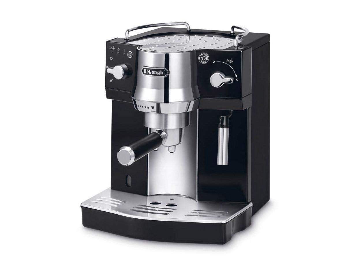 De 39 longhi ec820 b macchina per caff espresso con pompa - Macchina caffe professionale per casa ...