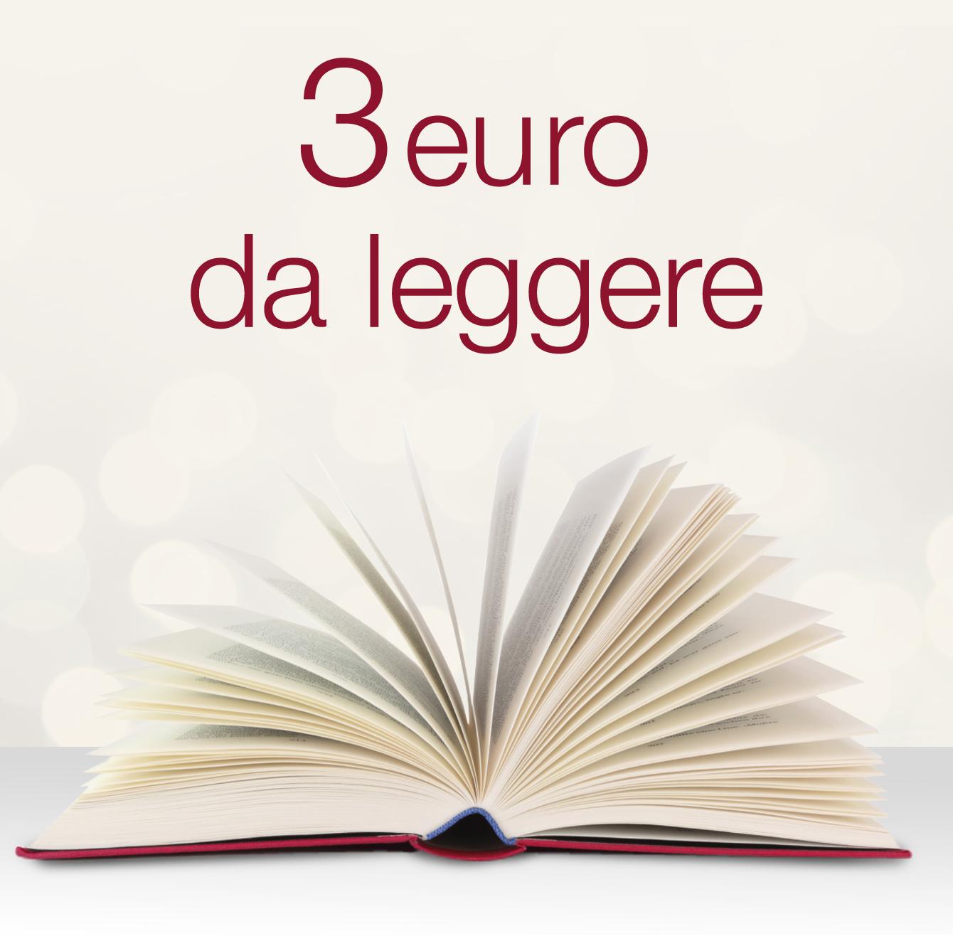 3 euro da leggere: usa il tuo codice