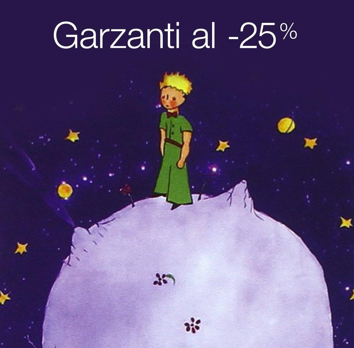 Garzanti al -25%