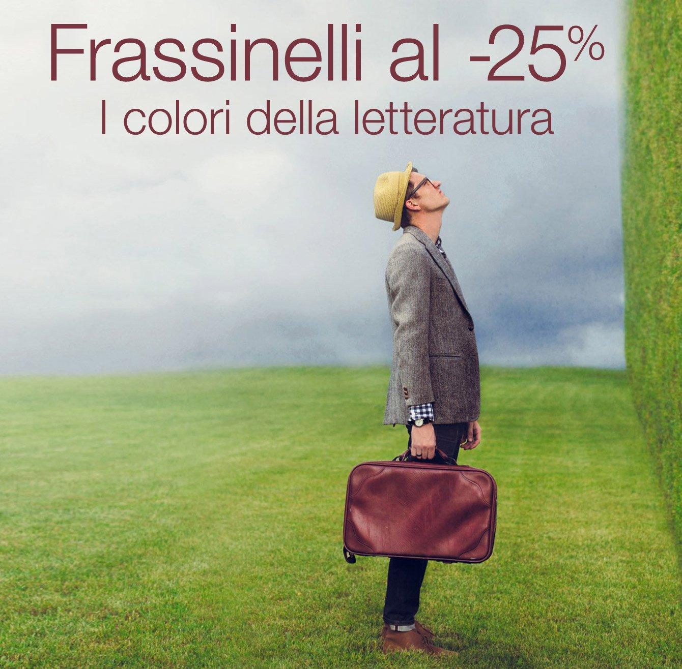Frassinelli al -25%