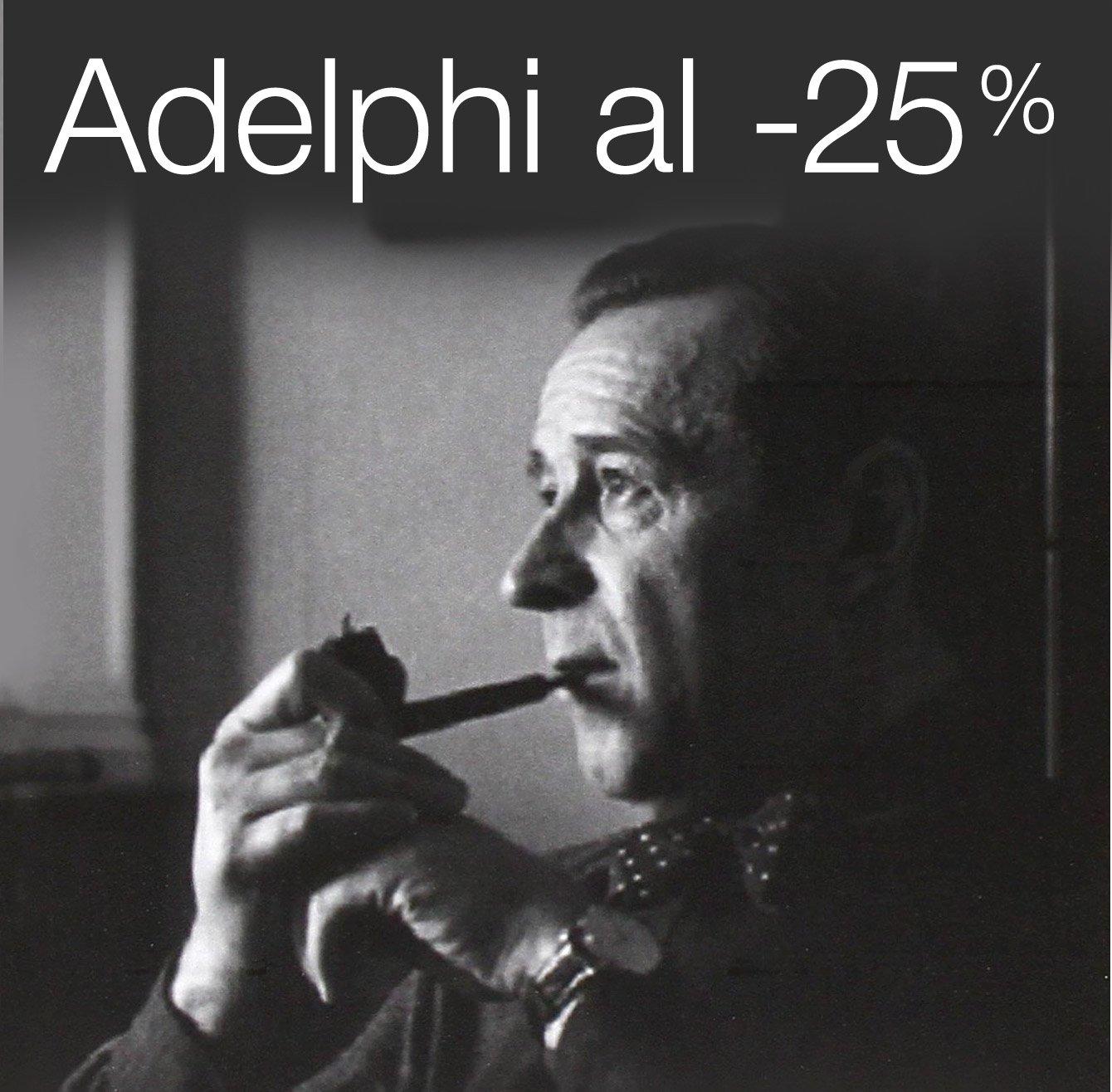 Adelphi al -25%