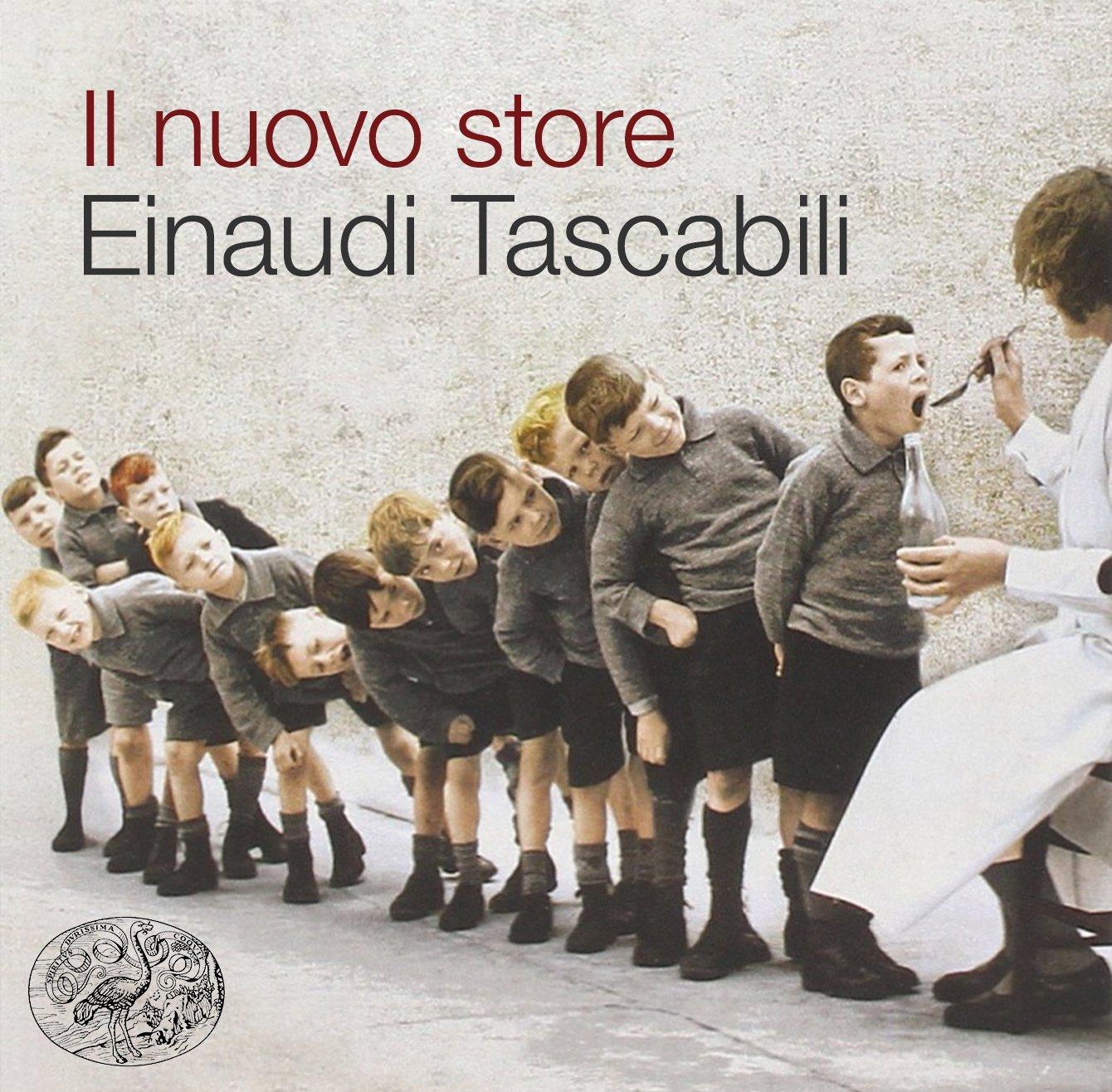 Il nuovo store Einaudi Tascabili