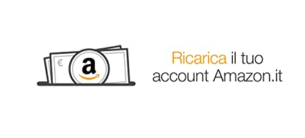 Ricarica il tuo account Amazon.it