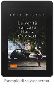 Kindle Fire HD: esempio di salvaschermo