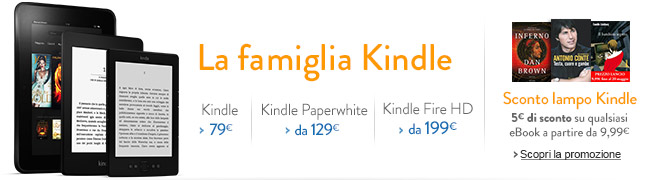 La famiglia Kindle