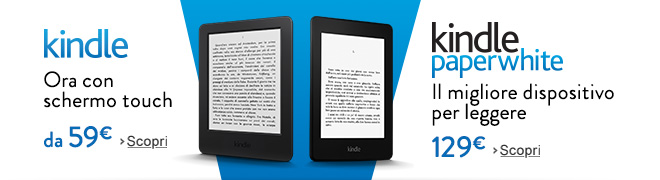 Kindle e Kindle Paperwhite