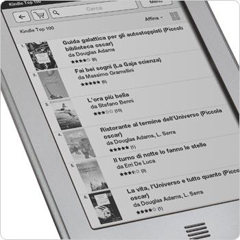Acquista sul Kindle Store direttamente dal tuo dispositivo