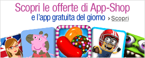 Scopri Apps e Games su amazon.it