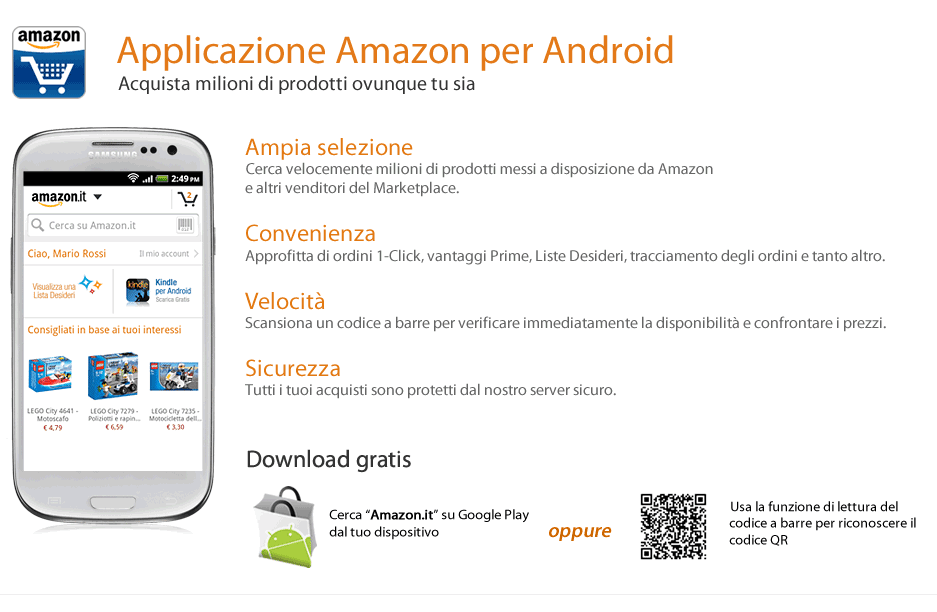 Amazon IT iPhone App