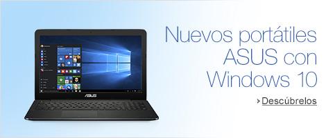 Asus con Windows 10