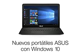 ASUS con Windows 10