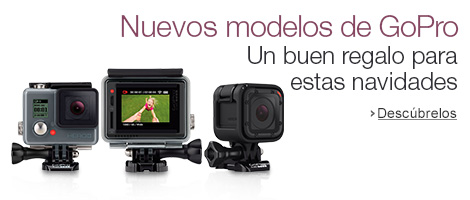 Nuevos modelos GoPro