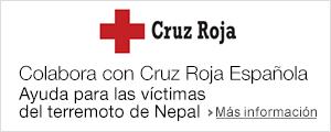 Cruz Roja - Ayuda para las v�ctimas del terremoto de Nepal
