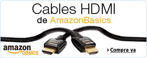 Cables HDMI de AmazonBasics