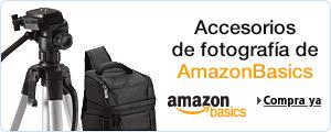 Accesorios de fotografía de AmazonBasics