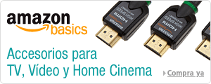 Accesorios para tv, v�deo y Home Cinema de AmazonBasics