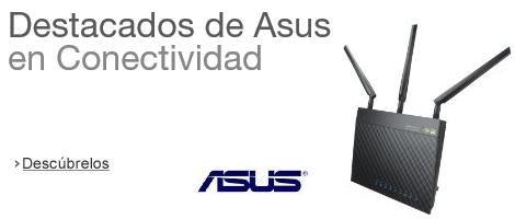Conectividad de Asus