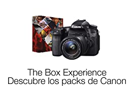 The Box Experience de Canon