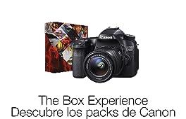 The Box Experience de Canon