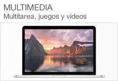 Portátiles multimedia para entretenimiento