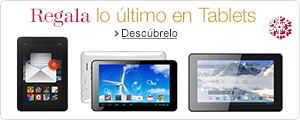 Regala lo último en tablets
